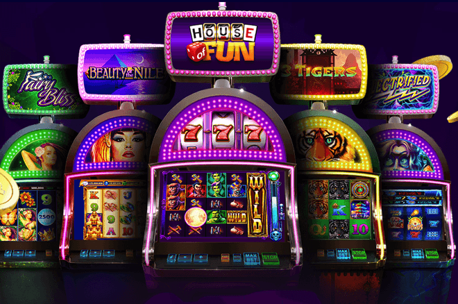 Advantages of Playing Online Slots from Home